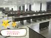 合肥简约现代办公桌组合员工位卡座职员办公桌椅厂家直销