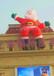 圣诞节充气圣诞老人气模图片