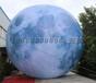 充气月球中秋节充气月球气模月球模型充气发光月球月兔