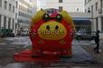 猪年充气猪气模商场美陈装饰储钱罐气模大型猪型储钱存钱罐气模