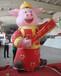 2019充气猪气模新年气模商场美陈充气新年猪春节装饰猪气模