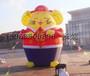 定制鼠年充氣胖老鼠財神爺氣模卡通公仔2020年商場廣場美陳道具