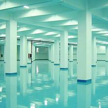深圳专业生产环氧树脂平涂地坪施工价格图片