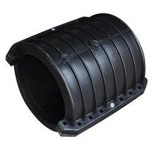 各种规格热熔对接PE管件PE快修节报价图片