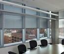 北京广渠门办公室窗帘定做百叶窗帘遮阳窗帘安装遮光隔热窗帘图片