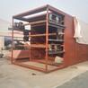 硅泥颗粒烘干机,切线硅泥带式干燥机环保高效