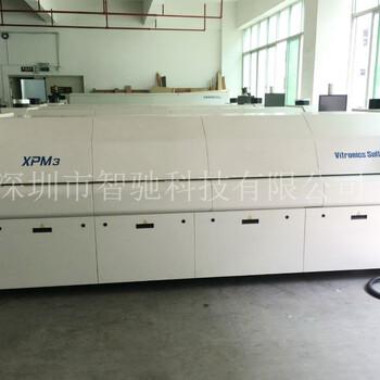 供应二手进口高端八温区回流焊VitronicSoltecXPM3