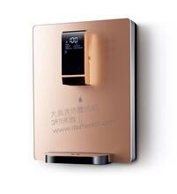 深圳管线机厂家供应大真七档温控、TDS水质监测管线机