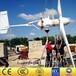 西藏林芝晟成2500w风力发电机家用全套小型风力发电机2.5千瓦纯铜绕组低速高效发电