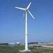 西藏昌都晟成2000w风力发电机家用220V小型风力发电机2千瓦纯铜绕组铝合金外壳