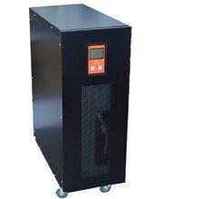 厂家批发防断电大功率纯直流正弦波工频逆变器光伏逆变器96V5kw220v单项风能逆变器图片