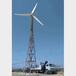 來賓晟成風力發電機生產廠家30KW大型風力發電機并網工程項目用