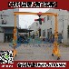 龙门吊架500kg,可调式龙门吊架,可定制铝合金龙门吊架
