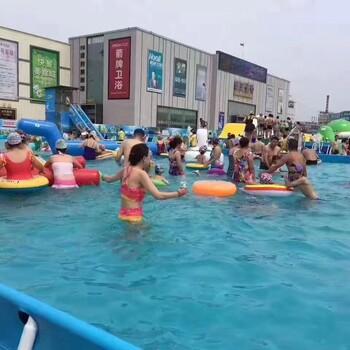 大人小孩都愛玩的水上樂園,夏季水上游樂設備玩具供應