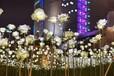 南昌实力灯光展造型生产厂家,灯光节花灯价格。