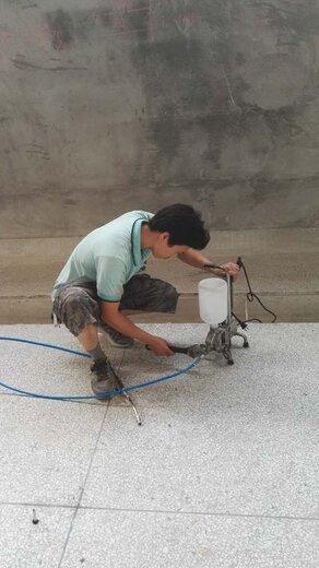 祥煥砼空鼓灌漿樹脂,濟寧停車場地面空鼓灌漿樹脂