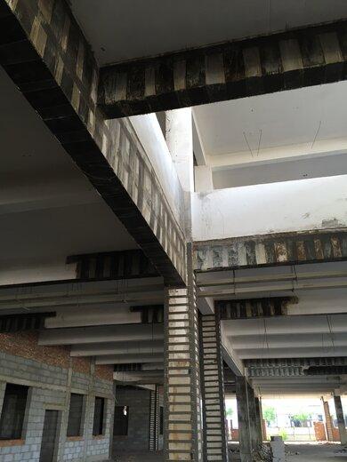 祥焕砼碳纤维加固,石家庄混凝土柱子碳纤维布粘接加固