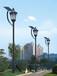 3米3.5米LED庭院灯景观灯户外防水灯具户外照明