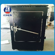 屏蔽机柜重量-2米高电磁屏蔽机柜有多重?图片