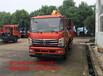 东风特商4.5米轴距程力6.3吨随车吊参数、价格