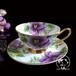 定制咖啡杯玫瑰花定制咖啡杯碟勺子婚庆纪念品