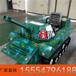 亲子游乐设备双人游乐坦克车履带式坦克车全地形坦克车