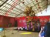 福州黄金狮子出租创意黄金狮巡游动态版黄金狮表演