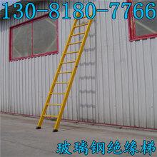 玻璃钢护笼直爬梯/玻璃钢拉伸梯