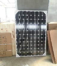 并网用单晶硅265W太阳能光伏组件特价批发