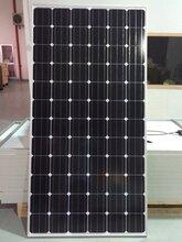 太陽能電池板廠家單晶370W太陽能電池板可定制圖片