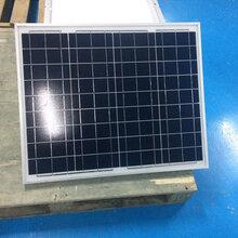 供应XTL80W多晶太阳能电池板图片