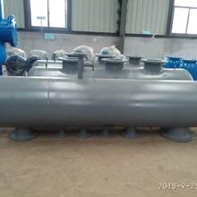 石家莊換熱站一次側分水器一次側集水器Φ700生產廠家圖片