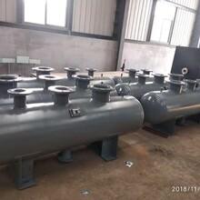 湖南空調機房二次熱水分集水器圖片