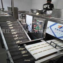 武汉麻花机武汉全自动麻花机福达食品机械图片