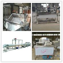 油炸锅麻花江米条油炸生产线价格低图片