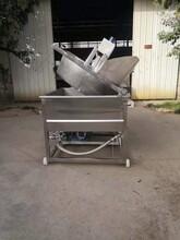 全自动油炸机自动油炸控温油炸锅厂家价格生产厂家图片