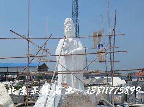 汉白玉佛像-正隆汉白玉,专业佛像雕刻汉白玉佛像