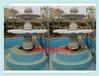 花崗巖風水球制造公司五蓮紅噴水球價格