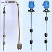 阳健仪表SD347系列小型浮球液位计(液位开关)