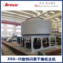 活性染料中間體閃蒸干燥機XSG-8圖片