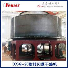 嘧啶硫酸盐气流干燥机QG-50图片