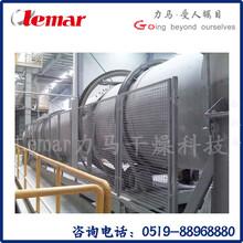 泥煤回转窑干燥机10000kg/h图片