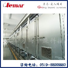 DW4-2×12膨化饲料带式干燥机图片