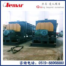 生化污泥KJG-80m2双桨叶干燥机图片