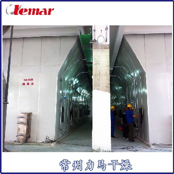 PVC漿料干燥沸騰床裝置21000㎏/h