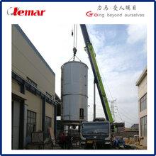 2000Kg/h碳酸锂盘式干燥机图片