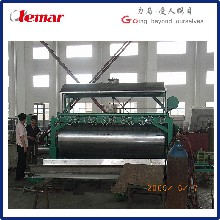 二水氯化钙双滚筒刮板干燥机图片
