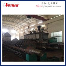 工业污泥桨叶干燥机KJG-140图片