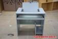科桌单人位翻转式电脑桌自动翻盖学生桌智能台式办公桌