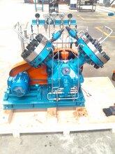 氧气隔膜压缩机厂家-氧气隔膜压缩机配件/专业氧气压缩机膜片气阀图片